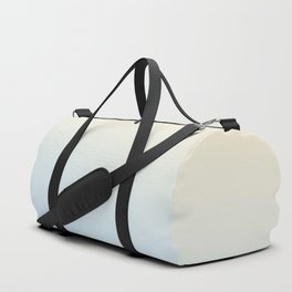 BLIND FAZE - Minimal Plain Soft Mood Color Blend Prints Duffle Bag