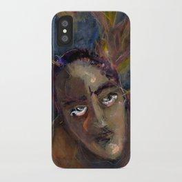 Creative struggle iPhone Case