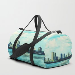 New Orleans Skyline Duffle Bag
