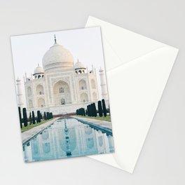 Taj Mahal at Sunrise Stationery Cards