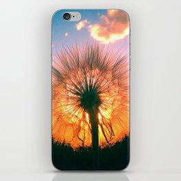 Whimsical wish iPhone Skin