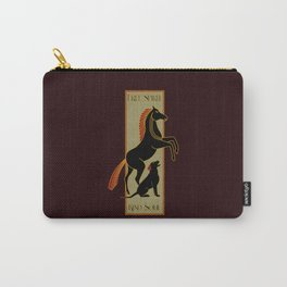 Free Spirit, Kind Soul Carry-All Pouch