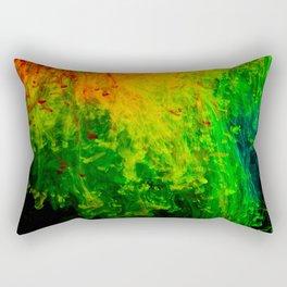 Colors Paradise Rectangular Pillow