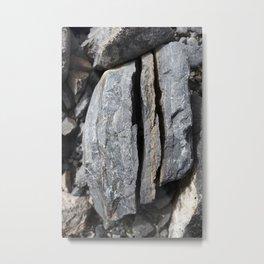 Split Metal Print