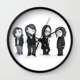 The Plush Four Wall Clock