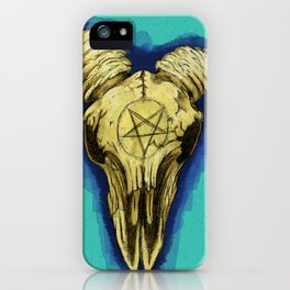 Satyr iPhone Case
