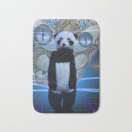 Panda's Coming Bath Mat