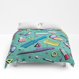 material girl Comforters