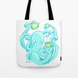 Squiggles: The perfect coffee Tote Bag