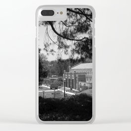 UCLA, Los Angeles Clear iPhone Case