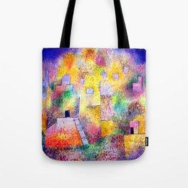 Paul Klee Oriental Pleasure Garden Tote Bag
