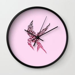 Mockingjay Wall Clock