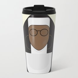 Sister Act, minimal Movie Poster, classic comedy film, funny, Whoopi Golberg, american cinema Travel Mug