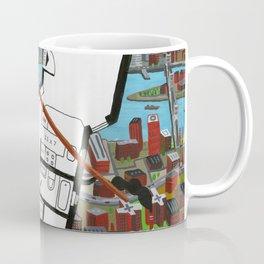 """""""Open Concept""""  Coffee Mug"""