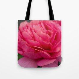 Vivid pink flower Tote Bag