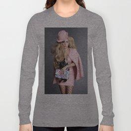 Ga Ga Gone Art Long Sleeve T-shirt