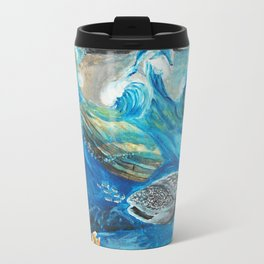 The Jaredite Crossing Travel Mug