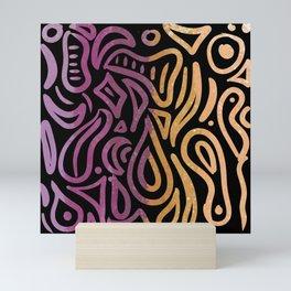 Screening VI Mini Art Print