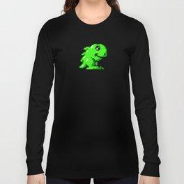 Hoi Amiga game sprite Long Sleeve T-shirt