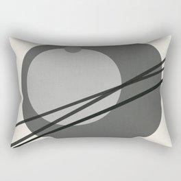 Juxtapose III Rectangular Pillow