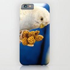 Blue Parakeet Slim Case iPhone 6s