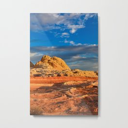 White Pocket, Vermilion Cliffs - I Metal Print