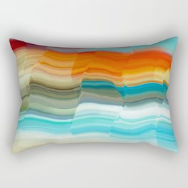WAVE WORLD Rectangular Pillow