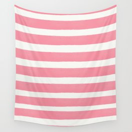 Strawberry Ice cream Wall Tapestry