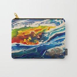 Deep Sea Rainbow Carry-All Pouch