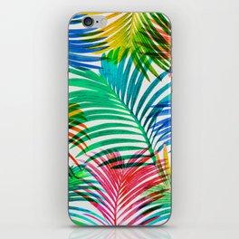 My Tropical Garden 14 iPhone Skin