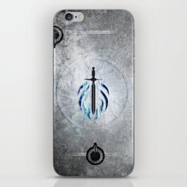 Dragon Age Templar iPhone Skin