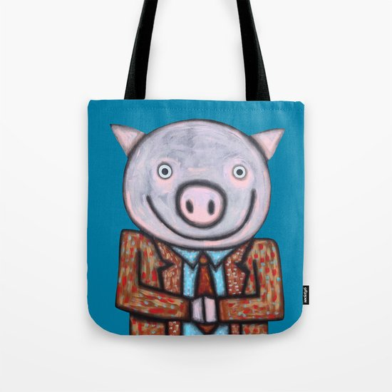 Mr.Mayor Tote Bag