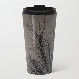 Darkness Falls Metal Travel Mug