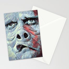 Doctor - Eye Of The Beholder Stationery Cards