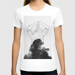 Its better to disappear. T-shirt