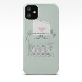 The Chemistry of Love iPhone Case