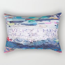 Tybee Island, GA Rectangular Pillow