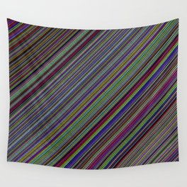 Brain Tickles Wall Tapestry