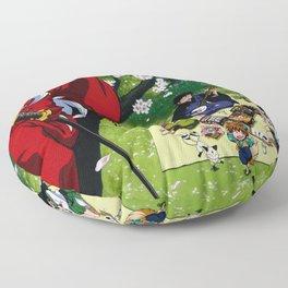InaYasha Floor Pillow
