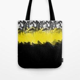 Honeybee Sketchy Watercolor Tote Bag