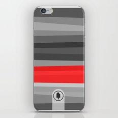 Cherry NOIR iPhone & iPod Skin
