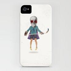 Superhero #9 iPhone (4, 4s) Slim Case