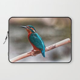 Eurasian Kingfisher (Alcedo atthis) Laptop Sleeve