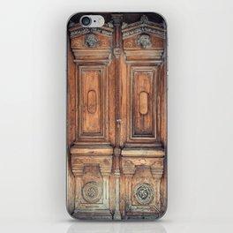 Doors II iPhone Skin