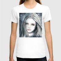medusa T-shirts featuring Medusa by Masza illustration