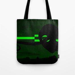 Exterior Tote Bag