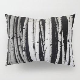 Birch Trees Pillow Sham