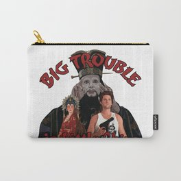"""Big Trouble"" Carry-All Pouch"