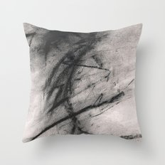 Attack Throw Pillow