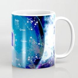 Tardis Horoscopes Coffee Mug
